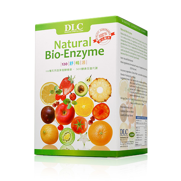DLC Natural Bio-Enzyme